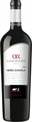Nero D avola Terre siciliane IGP Andrero 2019