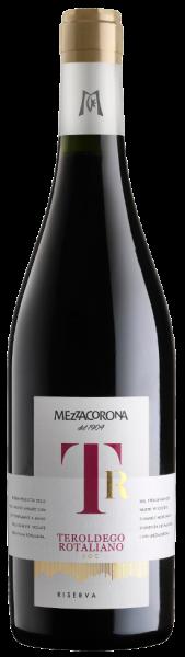 Teroldego rotaliano riserva trocken 2016 Mezzacorona