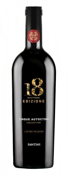 Farnese Fantini Edizione Cinque Autoctoni 18 Collection Limited Release