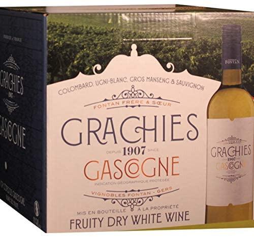 Grachies – Côtes de Gascogne – 5 Liter BIB