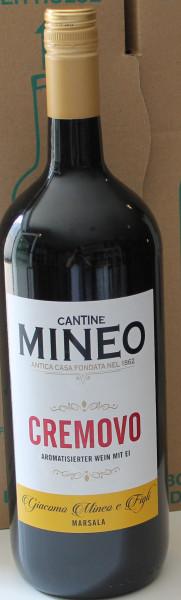Marsala Cremovo Mineo Pellegrino 1,5 liter
