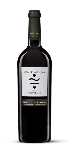 Primitivo di Manduria DOC Campo Marina 2017 Luccarelli