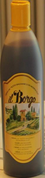 Crema di Balsamico di Modena Il Borgo IGP 500ml