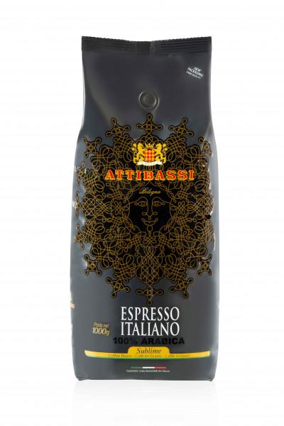 Attibassi Espresso Bohnen Sublime 100% Arabica 1 Kg