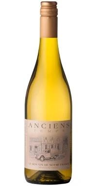 Anciens Temps, Sauvignon Chardonnay, 2018-19
