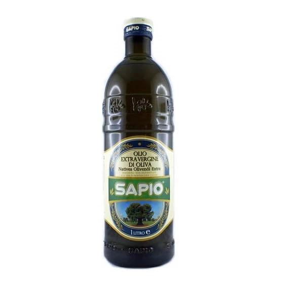 Sapio Olivenöl Natives Olivenoel 1 Lt Italienisch-Bari-MHD.09.2022