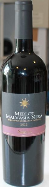 Merlot Malvasia nera Salento Tinazzi 2018 Malnera