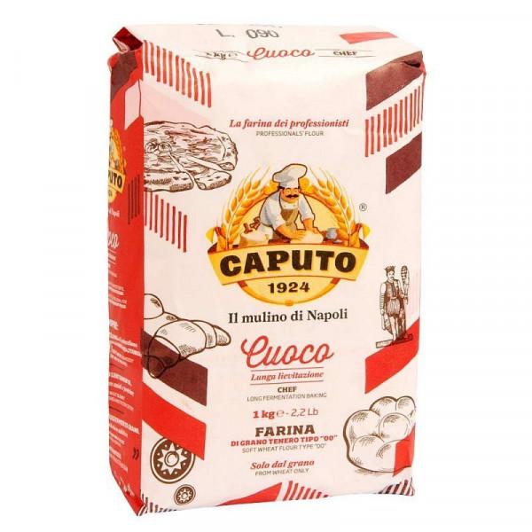 """Pizzamehl Caputo rot rossa-""""00"""" Pizza Chef cuoco 1 kg"""