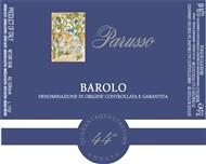 Barolo DOCG Etichetta Blu 2014 Parusso