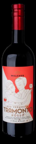 Vermouth Tramonto rosso Walcher 0,75