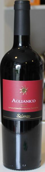 Aglianico Salento IGT San Girogio Jonicico(Ta)2016