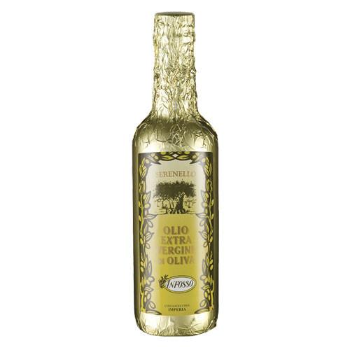 Olivenöl Nativ-Extra Serenello 500 ml Anfosso MHD 30.12.2020-