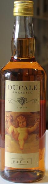 Amaretto Ducale Vol.21% likör-Faled Distillerie