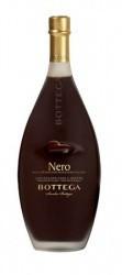 grappa cioccolato Nero Dunkle Schokolade Bottega 0,5 liter