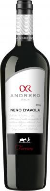 Nero D avola Terre siciliane IGP Forriero 2019 Andrero 1,5 liter Magnum