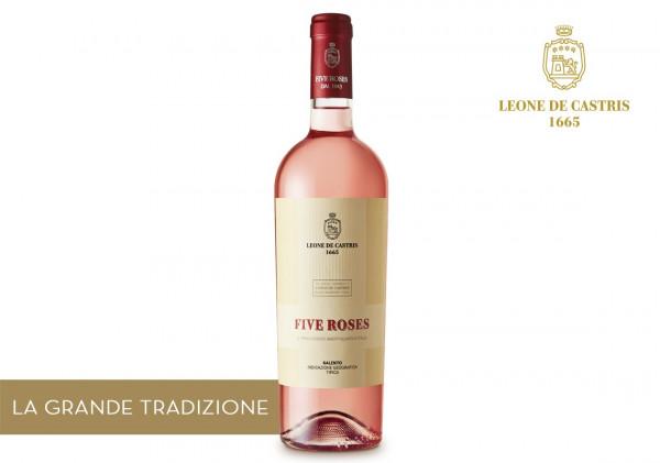 Five Roses, Rosato del Salento,IGT, Leone de Castris 2019