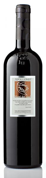 Salice Salentino Mani del Sud Apollonio 2017-18