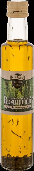 Rosmarin natürlich aromatisiertes Olivenöl 250 Ml bonanmini Mhd 4.2020