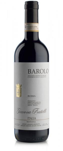 Barolo Bussia 2014 DOCG Giacosa Fratelli