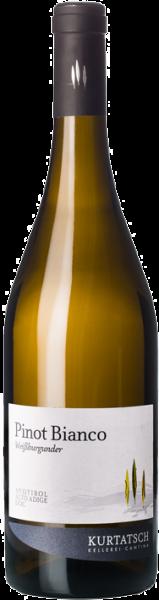 Pinot Bianco Weißburgunder DOC Kurtatsch 2018