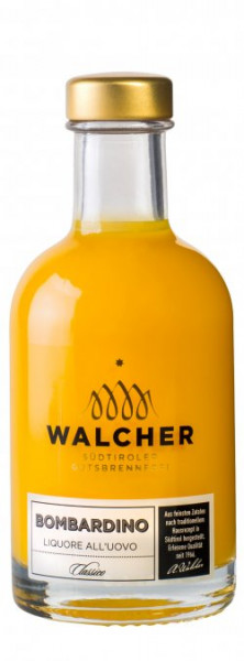 Bombardino Eielikör Walcher 0,2 liter