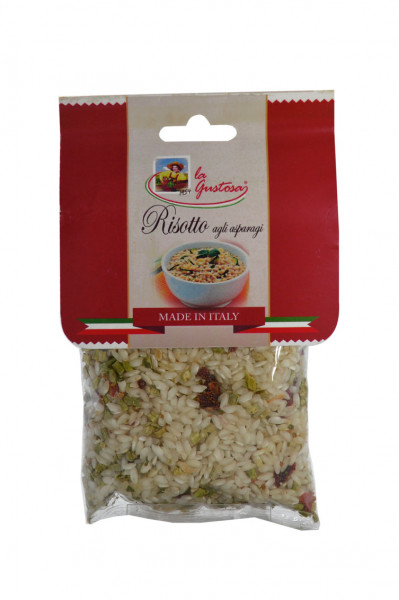 Risotto mit Spargeln 200 g.la gustosa