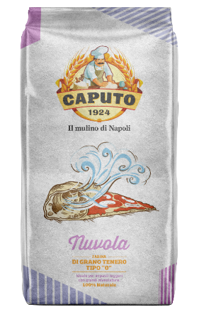 Caputo Molino Farina Nuvola Mehl Typ 0 für Pizza 1kg Mhd 5.2022
