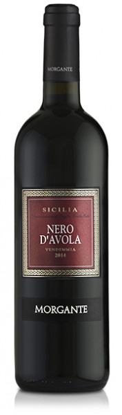 Morgante Nero d avola Sicilia DOC 2018