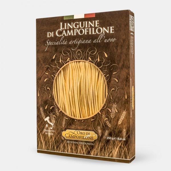 Linguine La Campofilone mit Ei 250g