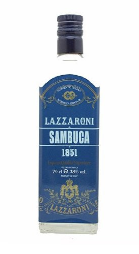 Sambuca 0,7l Fl. Lazzaroni Vol.42%