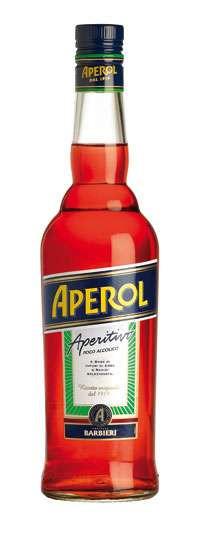 Aperol spritz 15% Vol.