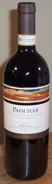 Barolo DOCG Paesi Tuoi 2015 Terre da vino