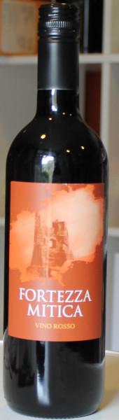 Fortezza Mitica vino Rosso Negroamaro 2020