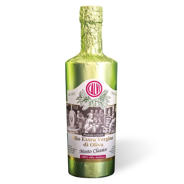 Calvi Mosto Classico 500 ml Natives Olivenöl Extra Vergine MHD 7.2022