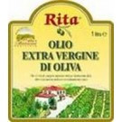 Olivenöl extravergine Rita Salvadori 1 Liter.Aus EU MHD.3.2022