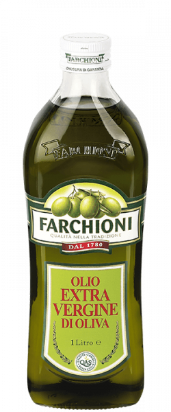 Farchioni Classico Extra Natives Nativ Olivenoel 1 liter MHD 2.2022