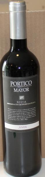 Rioja Joven 2018 Portico Mayor Bodegas Alconde