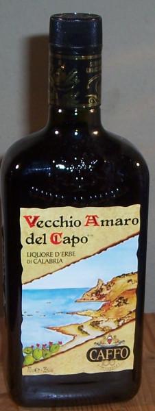 Vecchio Amaro del CAPO 0,7 Vol. 35% Caffo