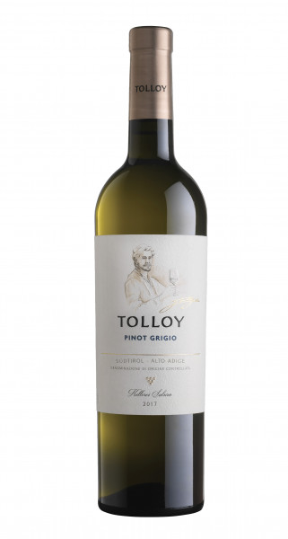 Pinot Grigio Alto Adige DOC 2019 Tolloy