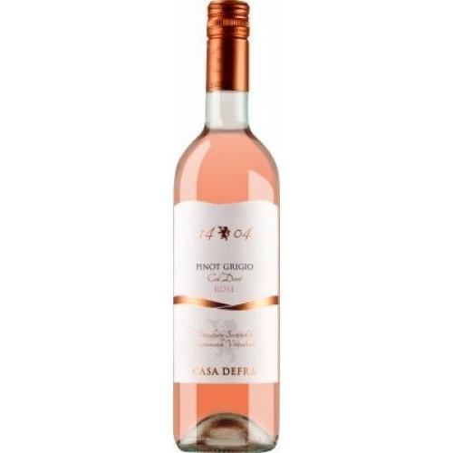 Pinot Grigio Rose Casa defrà 2019