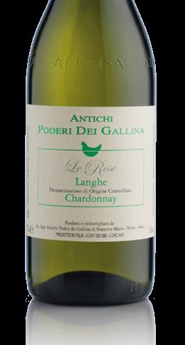 Langhe DOC Chardonnay Le Rose 2018 Francone