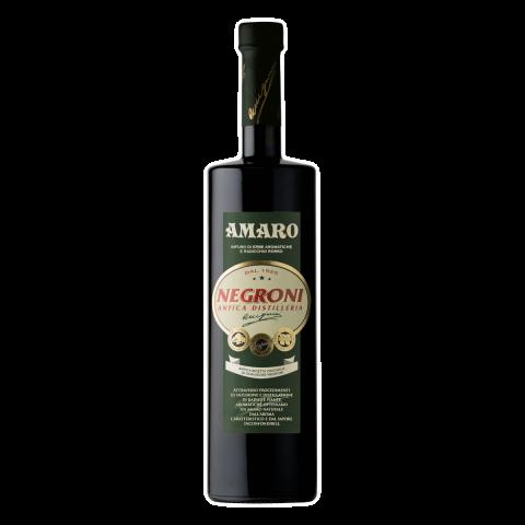 Amaro al Radicchio Rosso Negroni