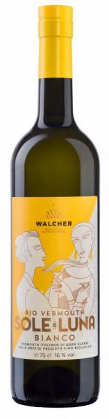 Walcher Sole e Luna Bianco Vermouth 16% vol. 0,75l