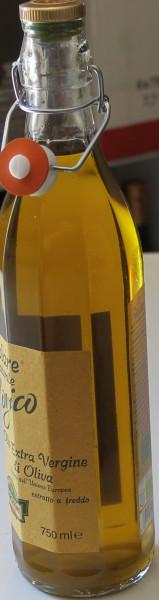 Farchioni Il casolare grezzo Olivenöl 0.75 L-MHD 12.2022