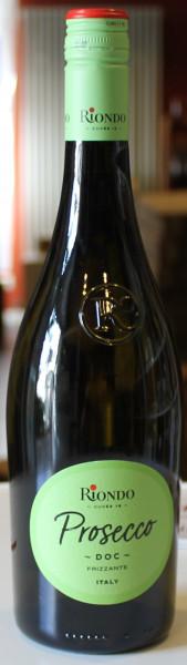 Riondo Prosecco cuvee Green Label Vino Frizzante Doc-Schraubverschluss