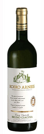 Roero Arneis DOCG 2019 Bruno Giacosa.