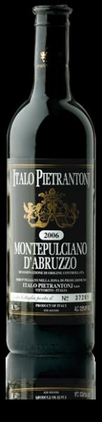Etichetta Nera Montepulciano d'Abruzzo DOC 2015